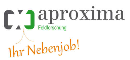 Logo aproxima Gesellschaft für Markt- und Sozialforschung Weimar mbH
