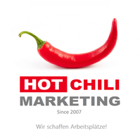 Logo HOT CHILI MARKETING