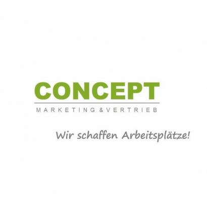 Logo Concept Marketing & Vertrieb