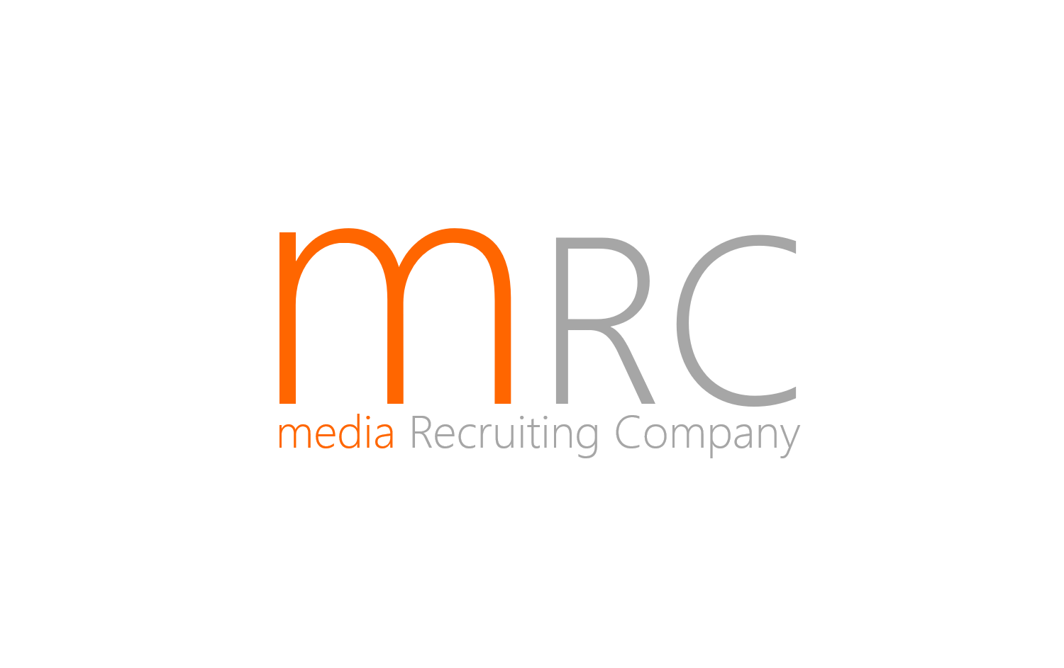 Logo Media Recruiting Company